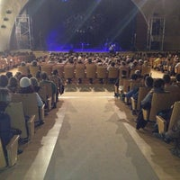 Photo taken at Palau Firal i de Congressos de Tarragona by Xavier V. on 12/1/2012