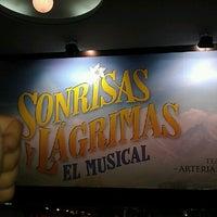 Photo taken at Teatro Arteria Coliseum by Netambulo (Juanan) on 9/22/2012