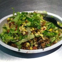 Photo taken at Chipotle Mexican Grill by Patrick B. on 12/1/2013