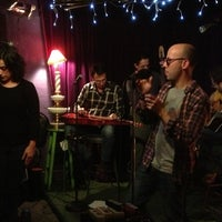 Photo taken at UnUrban Coffee House by Leo E. on 1/30/2013