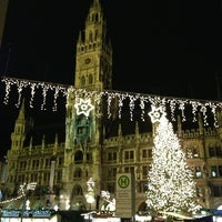 Photo taken at Christkindlmarkt by Martin K. on 12/22/2012