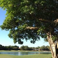 Photo taken at Campo de Golf Playacar by robertoavila.com on 11/1/2012