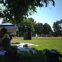 Photo taken at Overlook Park by Jymmi J. on 8/4/2013