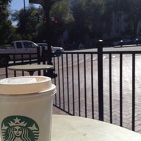 Photo taken at Starbucks by Aisha W. on 10/19/2012