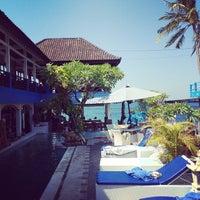 Photo taken at Paradise Tulamben by Kang C. on 8/31/2014