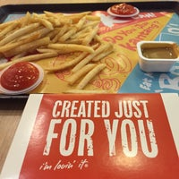 Photo taken at McDonald's / McCafé by LYCIA T. on 7/2/2016