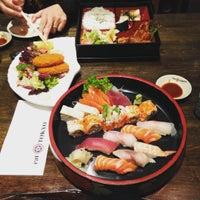 Photo taken at eat TOKYO by Natthanit R. on 10/20/2015