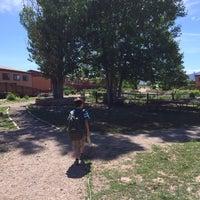 Photo taken at Shepherd Valley Waldorf School by Lisa J. on 6/19/2014