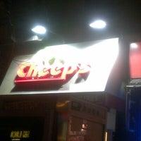 Photo taken at Cheep's Pita Creations by jizzleI on 9/26/2012