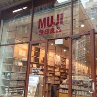 Photo taken at MUJI 無印良品 by Won Sun P. on 5/11/2013