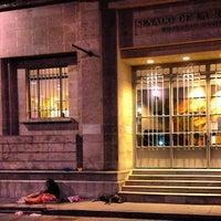 Photo taken at Antigua Sede del Senado de la República by Chac G. on 3/29/2013