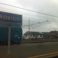 Photo taken at Stazione Rovigo by Ciro S. on 12/27/2012