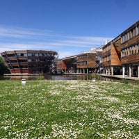 Photo taken at Jubilee Campus by Nadia N. on 5/11/2015