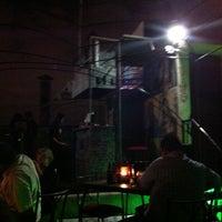 Photo taken at Monster Café by Lucía C. on 9/30/2012