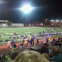 Photo taken at Sunset Stadium by Autumn W. on 10/20/2012
