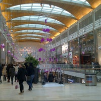 Photo taken at Highcross Shopping Centre by Mark W. on 10/28/2012