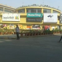 Photo taken at Inorbit Mall by Manish A. on 2/8/2013