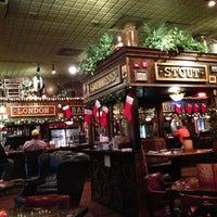 Photo taken at Sherlock's Baker Street Pub by cristina c. on 12/14/2012