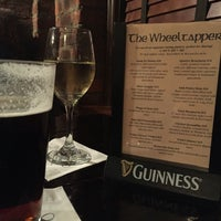 Photo taken at The Wheeltapper Pub by Chad P. on 5/5/2016