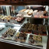 Photo taken at Sugar Mountain Bake Shoppe by Hollie S. on 10/26/2012