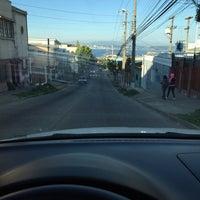 Photo taken at Cerro Playa Ancha by Rodrigo S. on 10/9/2015
