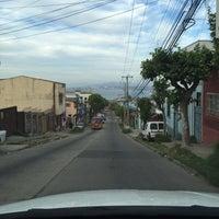 Photo taken at Cerro Playa Ancha by Rodrigo S. on 10/26/2015