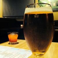 Photo taken at Mick Kelly's Irish Pub by Christopher W. on 4/17/2014