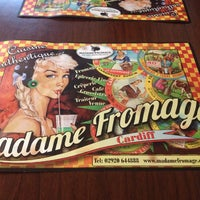 Photo taken at Madame Fromage by Yann F. on 5/5/2014