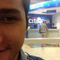 Photo taken at Citibank by Chris M. on 8/13/2013