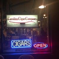 Photo taken at Carolina Cigar Company by Christian T. on 11/10/2016