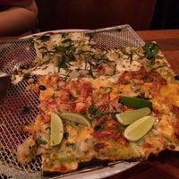 Photo taken at Joe Squared Pizza & Bar by Dan K. on 9/12/2014