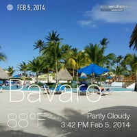 Photo taken at Barcelo Premium Pool by aLb3Rt E. on 2/5/2014