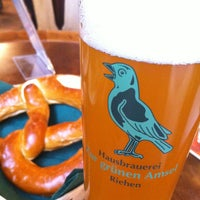 Photo taken at Brauhaus zur grünen Amsel by Andreas H. on 9/13/2014