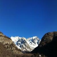 Photo taken at Bidonvia Dolonne by Claudio G. on 12/15/2013
