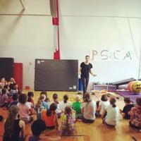 Photo taken at Philadelphia School of Circus Arts by Jonathan P. on 7/24/2014