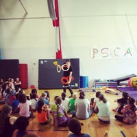 Photo taken at Philadelphia School of Circus Arts by Jonathan P. on 7/24/2014
