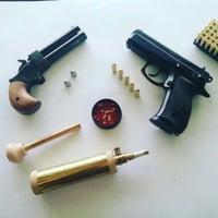 Photo taken at Magnum Shooting Range by Martin D. on 6/26/2016