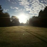 Photo taken at Club de Golf Santo Domingo by Esteban S. on 3/16/2014