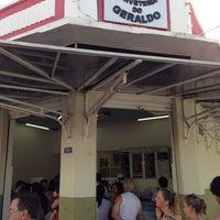 Photo taken at Sorveteria do Geraldo by Rodrigo F. on 8/25/2013
