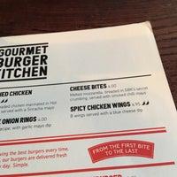 Photo taken at Gourmet Burger Kitchen by Mark M. on 4/16/2016