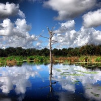 Photo taken at Green Cay Wetlands by Kelly B. on 1/6/2013