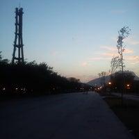 Photo taken at Parque Fundidora by Alam C. on 4/13/2013