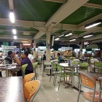 Photo taken at Amaliun Food Court by Jonghyun C. on 5/13/2013