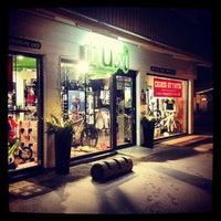 Photo taken at mUwi bike goodies by Davide A. on 12/7/2012