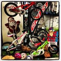Photo taken at mUwi bike goodies by Davide A. on 12/1/2012