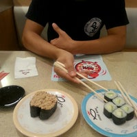 Photo taken at Sushi King by Erin E. on 1/28/2016