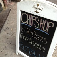 Photo taken at The Atlantic ChipShop by Niall W. on 9/29/2012