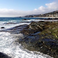 Photo taken at City of Laguna Beach by D • 🎀 on 10/16/2016