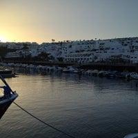 Photo taken at El Varadero - Puerto Del Carmen by Alberto J. on 7/26/2013