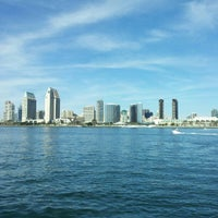 Photo taken at San Diego Bay by Brian Z. on 3/3/2013